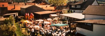 Erstes Hoffest mit Tag der offenen Tür